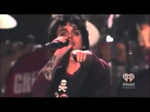 I'm Not Fucking Justin Bieber You Motherfuckers!!!  Billie Joe Armstrong of Greenday