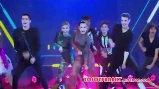 Yo Soy Franky - Ritmo Robotico En los KCA Colombia 2016 - Con cancion de Luz
