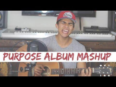 Justin Bieber PURPOSE ALBUM MASHUP | Alex Aiono