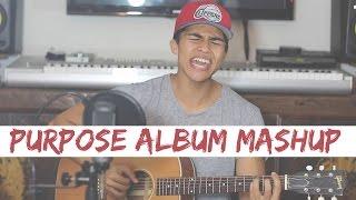 Justin Bieber PURPOSE ALBUM MASHUP | Alex Aiono thumbnail