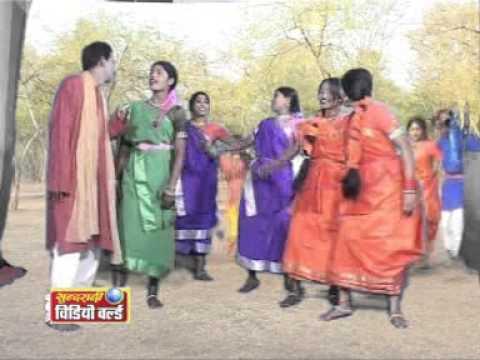 Jhariya Ke - Goriya Nachbo Domkach - Kavita Vasnik - Chamar Say Manikpuri - Bastariya Song