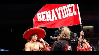 David Benavidez Says He Will Knock Out Anthony Dirrell on September 8th