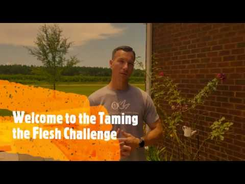 Flesh Tamers Fitness - Motivation and Welcome