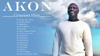 Akon Best Songs 2021 - Greatest Hits Full Album Akon 2021