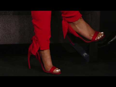 Ariana Grande Feet Close ups