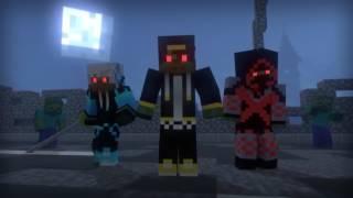 ✅ Minecraft приколы   ЗОМБИ АПОКАЛИПСИС все части  #66