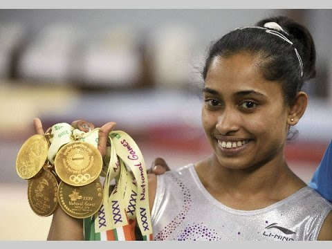 Exlusive Interview of Dipa Karmakar | Indian Gymnast Qualifies For Rio Olympics