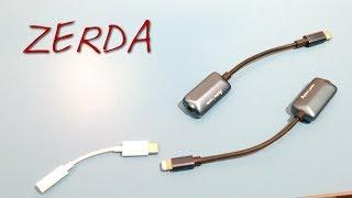 Gambar cover ikko Zerda Dongle-Dac // $8 Apple USB-C _(Z Reviews)_