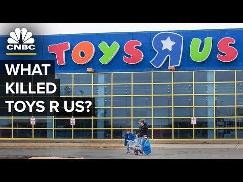 The Rise And Fall Of Toys R Us | CNBC