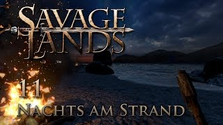 Let's Play Savage Lands Deutsch [11] Nachts am Strand - Savage Lands Gameplay German HD thumbnail
