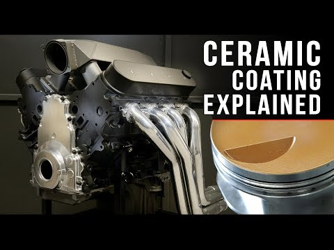 What is Ceramic Coating? | Race Coatings