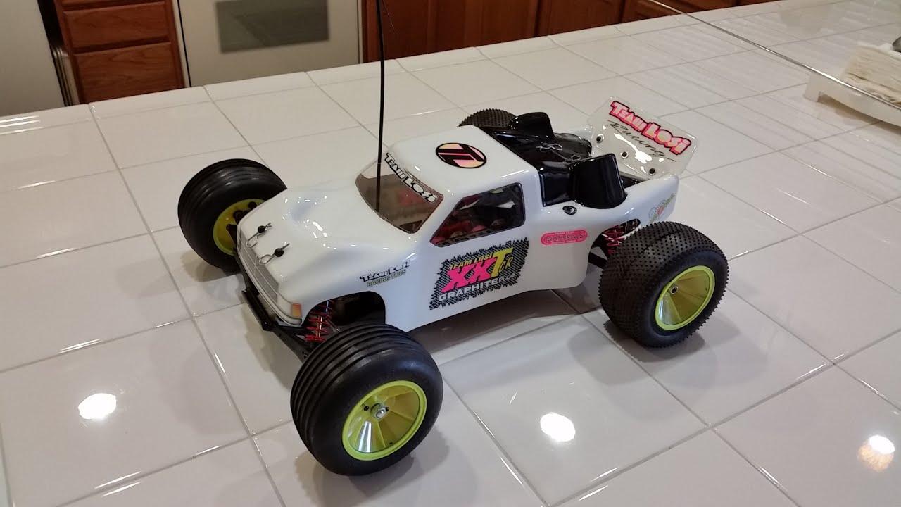 Team Losi XXT CR Graphite Plus RC Car