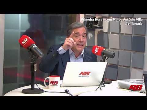 """""""Bolsonaro não termina o governo em 2022"""", crava Marco Antonio Villa"""