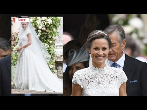 Top 5 Best Moment's From Pippa Middleton's Wedding! - Big Story