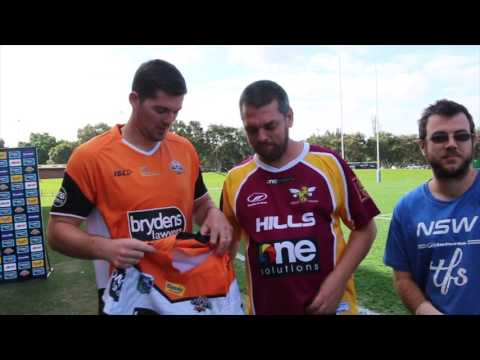 Wests Tigers launch Specialised Touch Football partnership