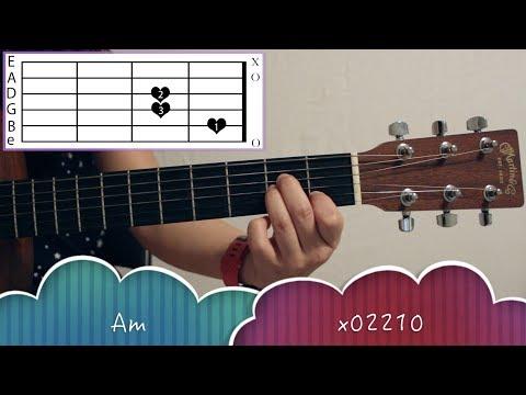 """It Ain't Me"" - Kygo & Selena Gomez EASY Guitar Tutorial [Chords/Strumming/Picking/Cover] (No Capo!)"
