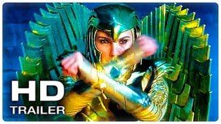 ЧУДО-ЖЕНЩИНА 1984 Русский Трейлер #1 (2020) Галь Гадот, Крис Пайн SuperHero Movie HD