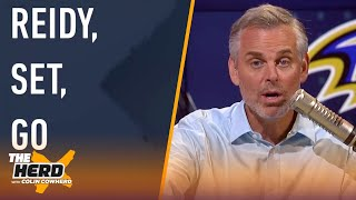 3-Word Game: Colin Cowherd plays the 3-word game for AFC Week 1 | THE HERD