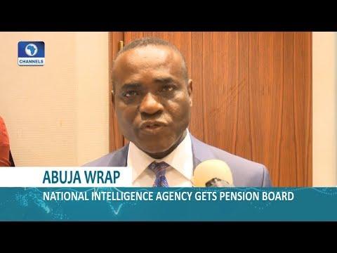 National Intelligence Agency Gets Pension Board  Dateline Abuja 