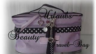 Urlaubs -Travel -Beauty- Bag Türkei ! DEUTSCH HD - Hallo ihr Lieben, heute zeige ich euch den Inhalt meines Urlaubs-Travel-Beauty Bag. Alle Produkte die ich mit in der Türkei hatte :-)) Kleid: Primark ...