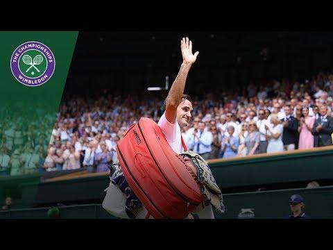 Roger Federer vs Adrian Mannarino 4R Highlights | Wimbledon 2018