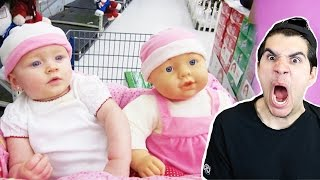 KIDS THAT LOOK EXACTLY LIKE THEIR DOLLS!!