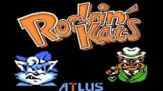 Rockin' Kats - прохождение на русском языке (60 fps)