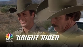 Knight Rider - Season 1 Episode 8 | NBC Classics