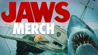 JAWS merchandise & collectables
