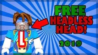Wie bekomme ich FREE Headless Head auf ROBLOX ? - 2019