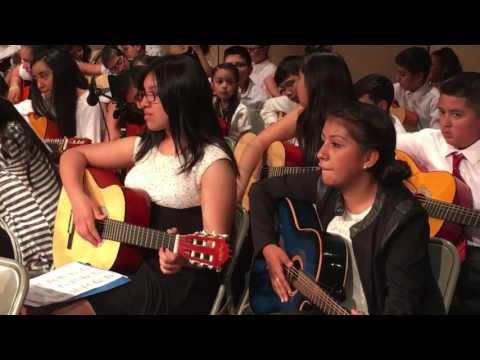 Latin Music Project 2016 Final Recital-Oye Como Va