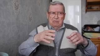 Участник Великой Отечественной войны Фомин А.Ф.