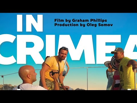 🎬 A Brit in Crimea (on his holidays) - Film - 2018 🎬