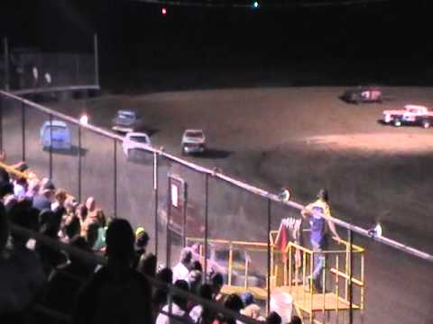 5-7-11 texas thunder hobby stock heat race