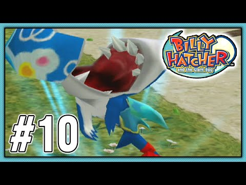 Billy Hatcher and the Giant Egg - Episode 10