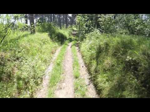 Amazing MTB trail