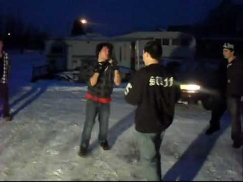 Backyard Fight - YouTube