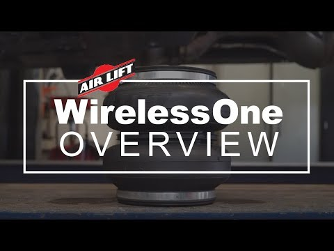 Air Lift WirelessOne 25980 and 25980EZ