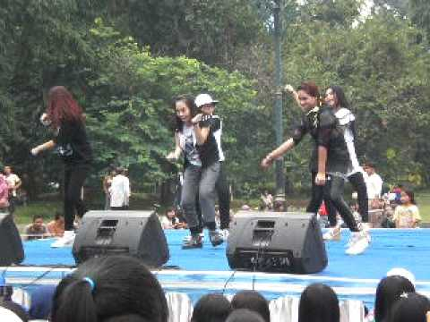 06/06/10 Monas Gathering F(X) NU ABO Dance Cover