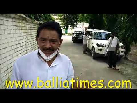 #BalliaTimes बलिया में कोरोना मरीजों के इलाज में ऐसी लापरवाही