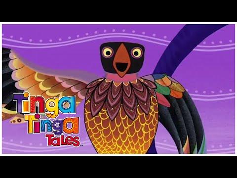 Why Eagle Rules the Skies | Tinga Tinga Tales Official | Full Episode | Kids Cartoons