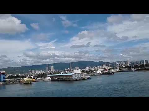 Cebu port view