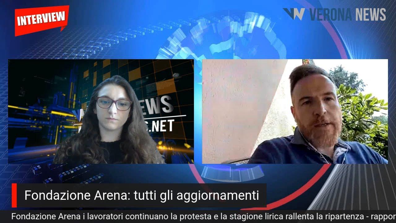 Fondazione Arena: tutti gli aggiornamenti