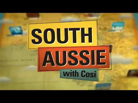Lightforce on South Aussie with Cosi