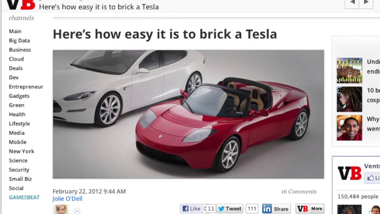 Why Electric Cars Sucl
