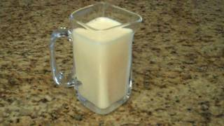 Lynn's Recipes Cooking Tip #3 -- Homemade French Vanilla Coffee Creamer