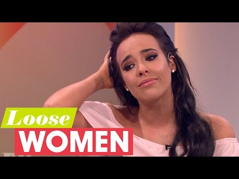 Emotional Stephanie Davis Explains That Her Baby Saved Her Life | Loose Women