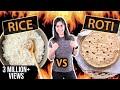 Roti vs Rice- What I Eat for Weight Loss? | By GunjanShouts