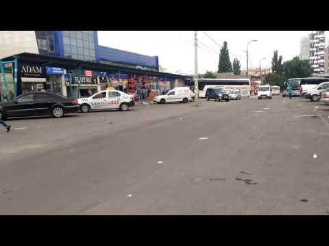 Центральный автовокзал Кишинева