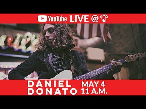 Live with Nashville Guitarist Daniel Donato!